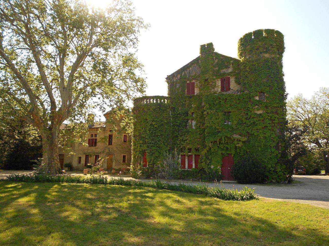 Château de Cassagne up to 6 persons