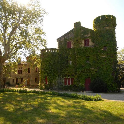 Château de Cassagne avec parc arboré