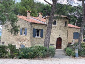 Maison en pierre Lou Jas